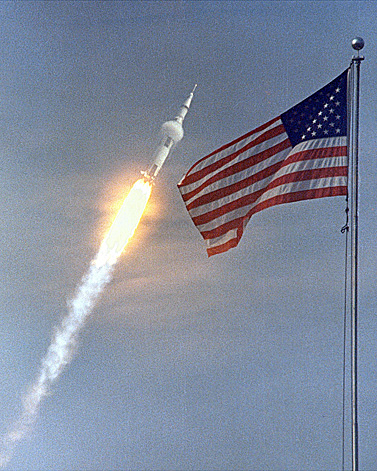 Apollo 11 On It's Way