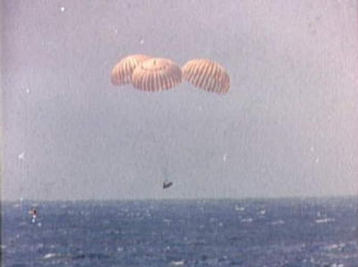 Apollo 11 Returns