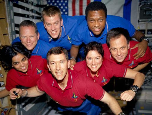 The Columbia Crew
