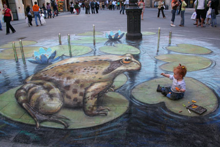 Julian Beever Chalk-01