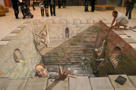 Julian Beever Chalk-04