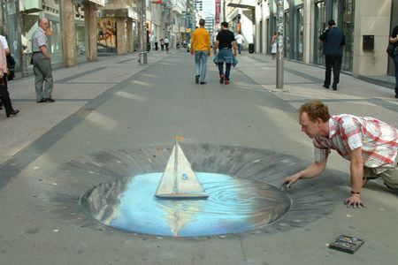 Julian Beever Chalk-08