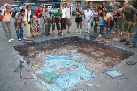 Julian Beever Chalk-10