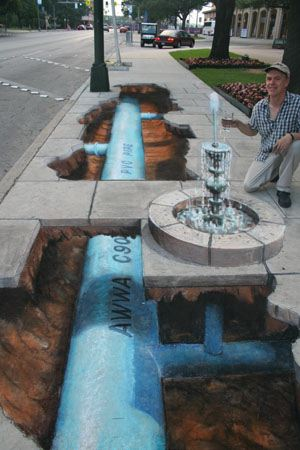 Julian Beever Chalk-11