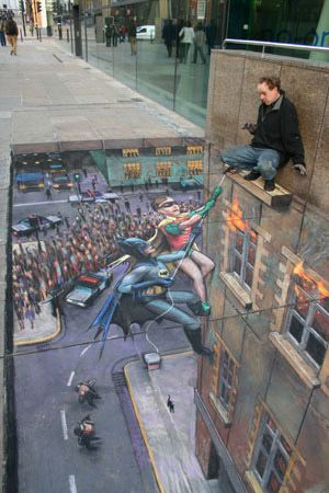 Julian Beever Chalk-12