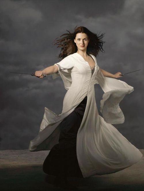 Kahlan Amnell (Bridget Regan)