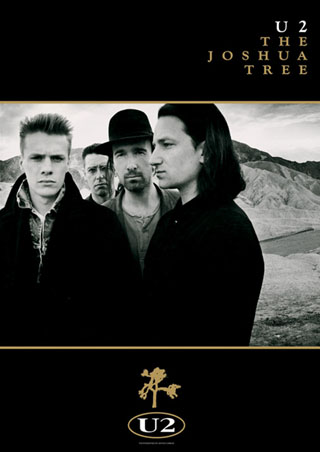 U2 The Joshua Tree Cover