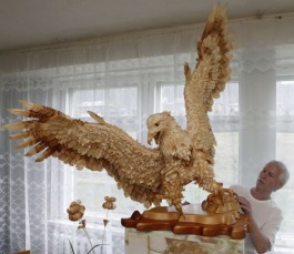 Unbelievable Wood Carvings 12
