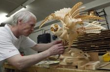 Unbelievable Wood Carvings 14