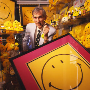 Harvey Ball is recognized as the earliest known designer of the smiley.