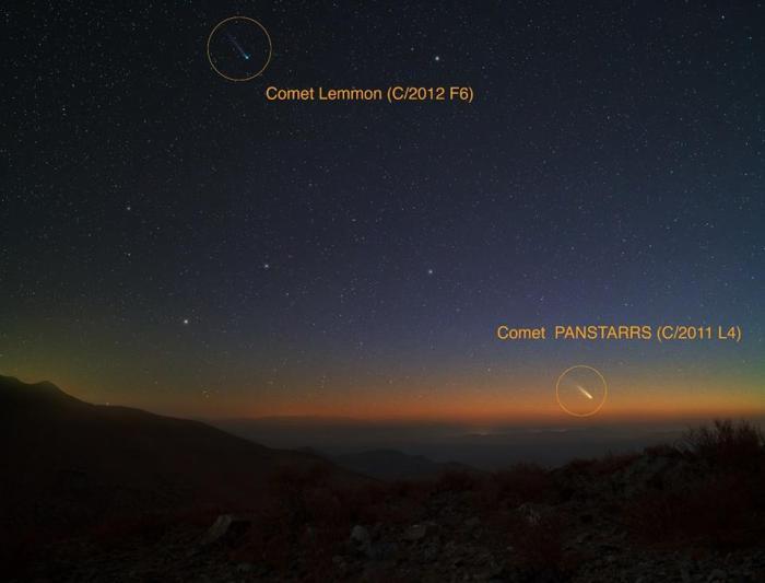 two-comets-las-campanas