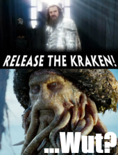 Release The Kraken 12