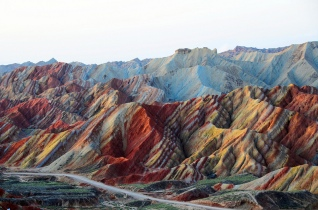 Painted Landscapes of China Danxia 06