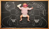 chalkboard advenutres of a newborn baby (8)