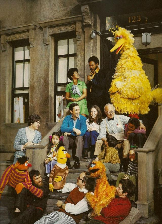 original-sesame-street-cast