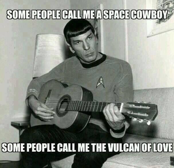 The Vulcan Of Love