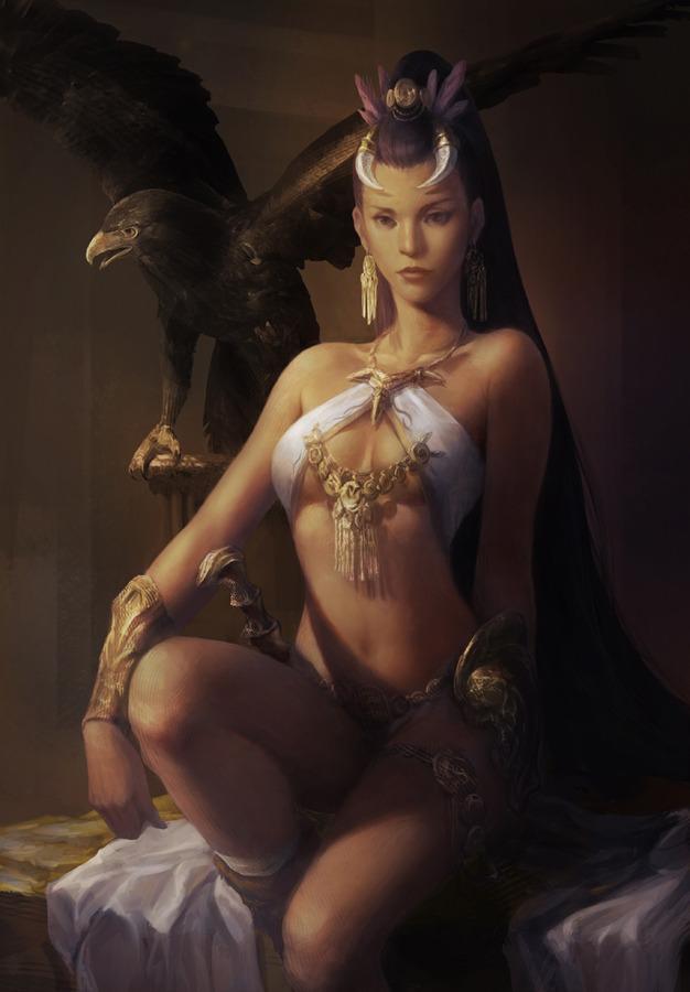 Logically Quite Fantasy hot sexy women gifs