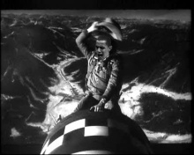 Dr Strangelove Obama Riding Bomb Down