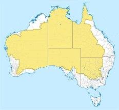 Where 2% of Australia's Population Lives