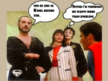 Zod's Painful Lesson 01