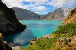 Crater Lake, Mount Pinabuto – Luzon, Philippines