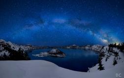 Crater Lake, Mount Mazama – Oregon, USA