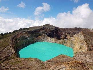 Kelimutu Crater Lake – Flores Island, Indonesia