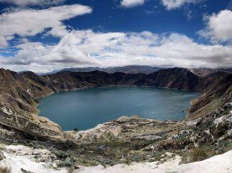 Quilotoa Crater Lake – Ecuador