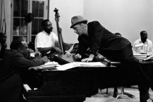 Count Basie and Frank Sinatra, 1965