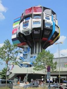 The Bierpinsel in Berlin 07
