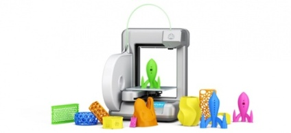 The Cube 3D Home Printer 07