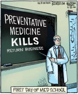 The Downside Of Preventive Care