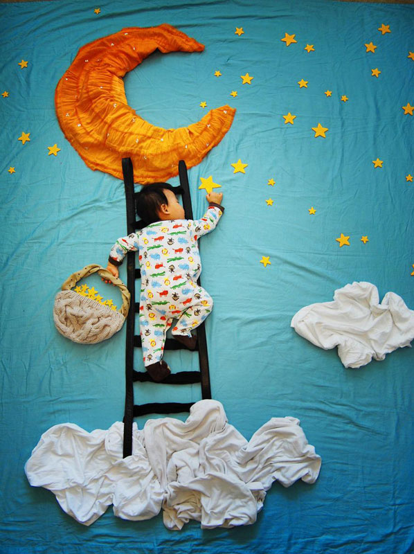 artist-queenie-liao-turns-nap-time-into-adventure-for-baby-son-1