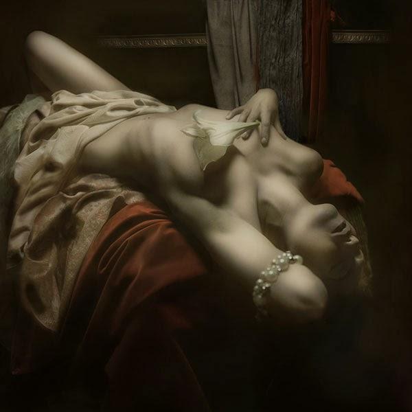 Baroque-Inspired Photography by Mariska Karto | I Want Ice ...