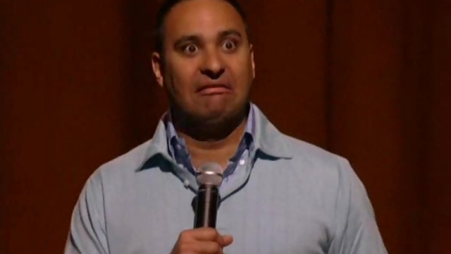 russell peters Russell peters and monica diaz married in las vegas, more or less eloping because she was pregnant, and later realized that it had been a mistake divorce finalized in 2012.