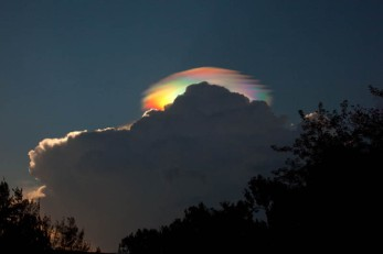 cloud-iridescence