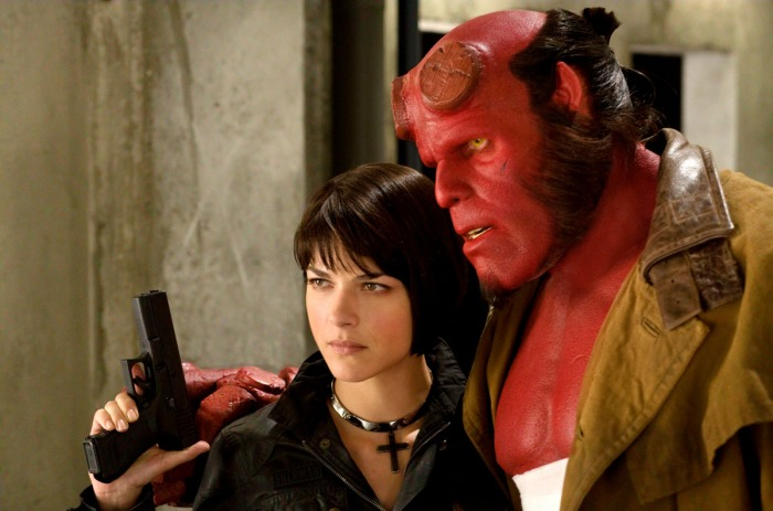 Hellboy & Liz - Burning Love