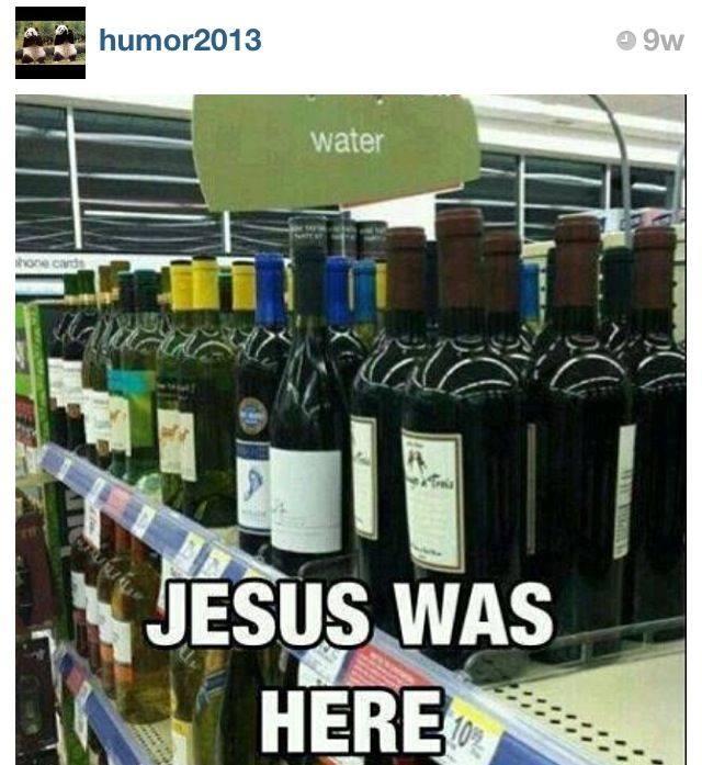 Jesus Was Here