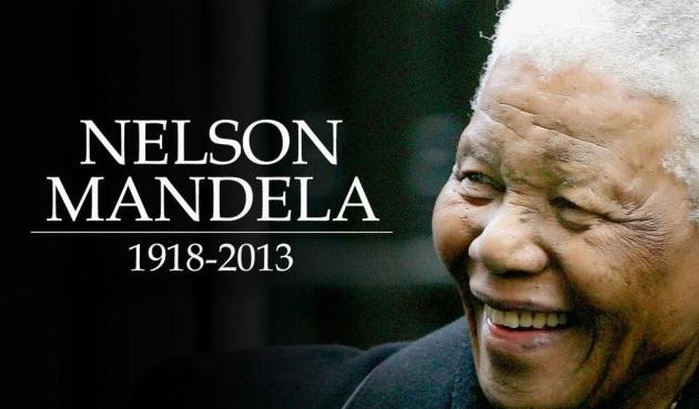 Nelson Mandela 1919-2013
