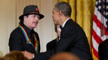 Obama - Santana small