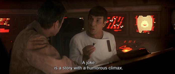 Defining A Joke