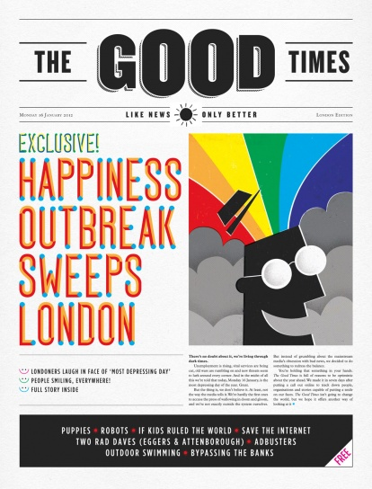 Happiness Outbreak