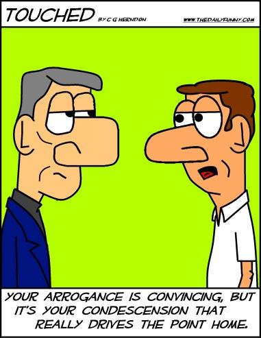 arrogance-condescension-point-color