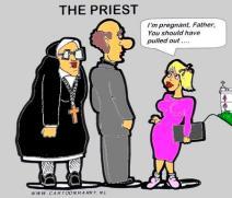 PRIEST WOMAN