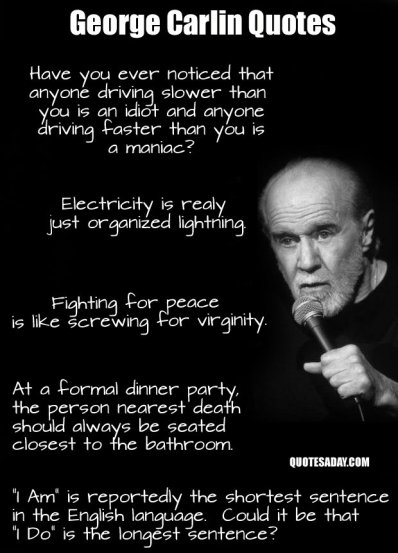 George Carlin Quotes 05