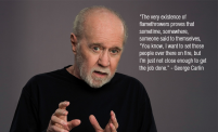 George Carlin Quotes 06