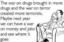 A War On Money And Jobs