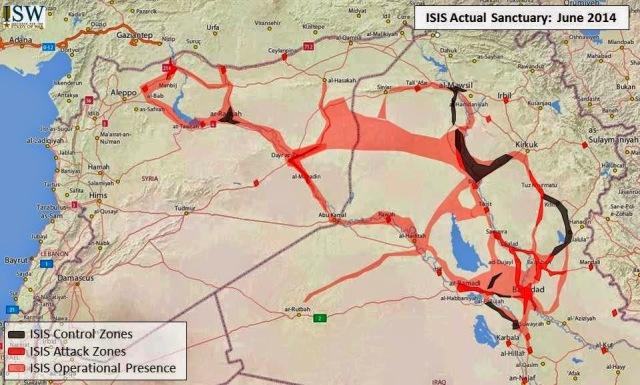 ISIS Actual Sanctuary June 2014