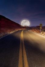 Moon Road by Allan
