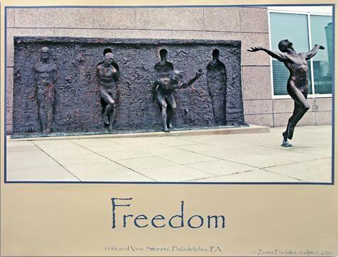 Philadelphia Freedom!